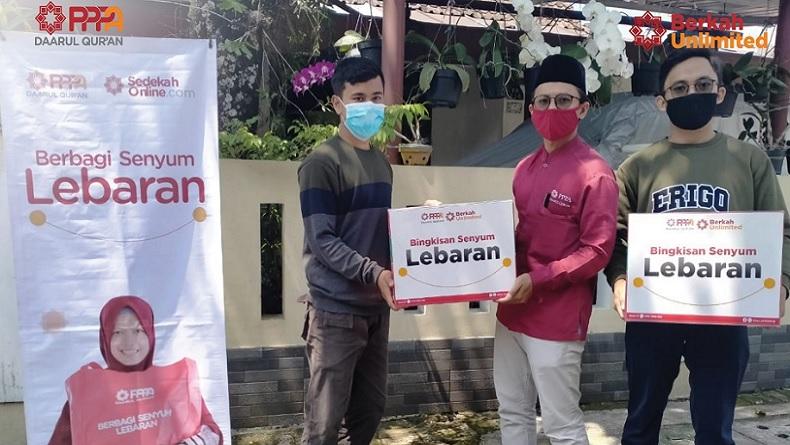 Bingkisan Senyum Lebaran untuk Ustaz Bimo, Pejuang Alqurandari Kaki Gunung Merapi