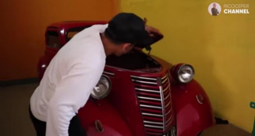Tak Kalah dari Raffi Ahmad dan Andre Taulany, Ini Koleksi Mobil Langka Haji Bolot