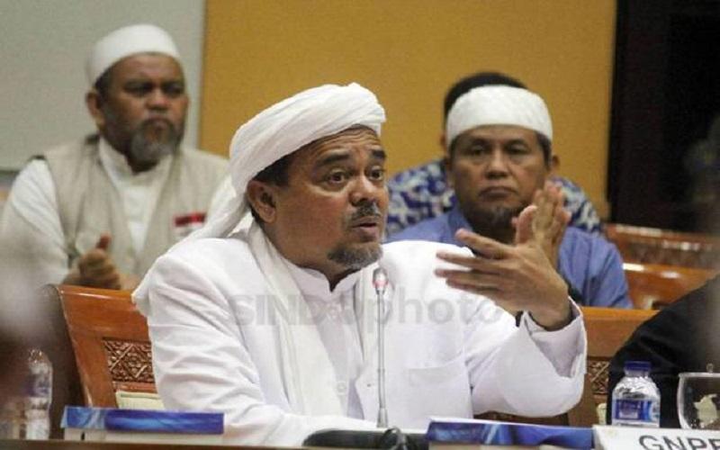 Bacakan Pleidoi, Habib Rizieq Minta Vonis Bebas dalam Kasus RS Ummi