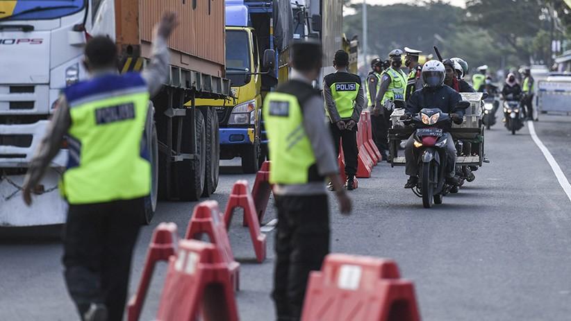 Nekat Masuk ke Mesuji, 25 Mobil dari Palembang Dipaksa Putar Balik