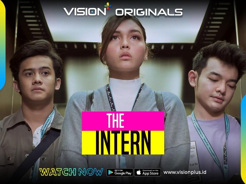 Nonton Episode Vision+ Originals The Intern Terbaru Bisa Sambil Cari Outfit di The F Thing!