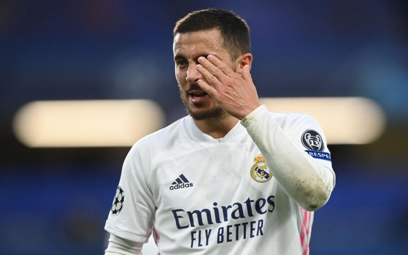 Eden Hazard Akui Khilaf karena Tertawa Lepas Usai Real Madrid Kalah
