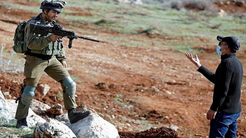 Sadis, Tentara Israel Tembak Kepala Pemuda Palestina di Tepi Barat