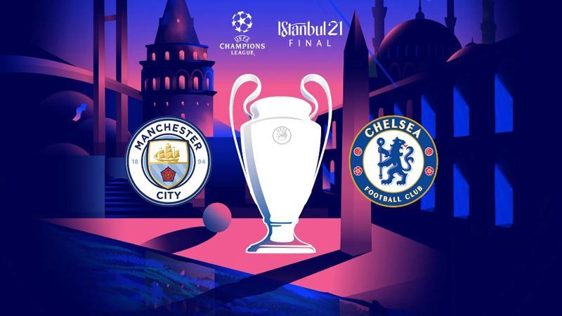 Tim Debutan Selalu Kalah di Final All English Liga Champions, Man City Minder?