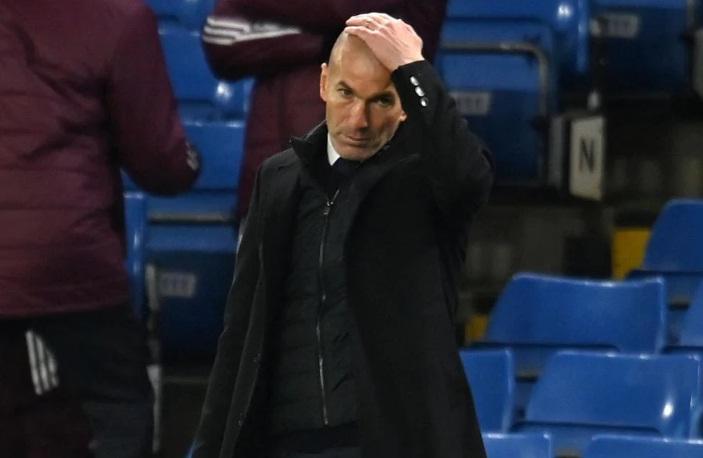 Real Madrid Gagal Juara Liga Spanyol, Zinedine Zidane Bilang Begini