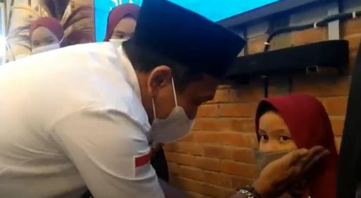 Dapat Santunan, Puluhan Anak Yatim di Jambi Doakan Perindo Jadi Partai Besar