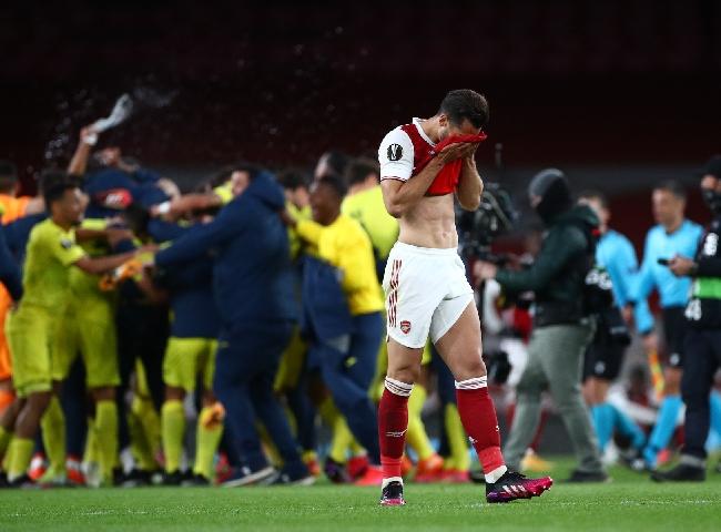 Menyakitkan, Arsenal Gagal ke Final Liga Europa Disingkirkan Mantan