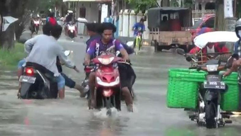 Sepekan Terakhir, Ratusan Rumah di Kendal Terdampak Banjir Rob