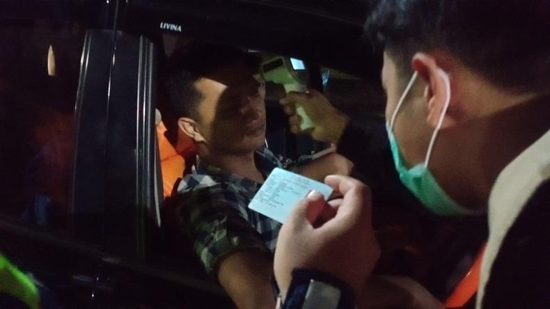 Cerita Warga dari Tangerang Lolos Pemeriksaan Petugas saat Pulang ke Kuningan