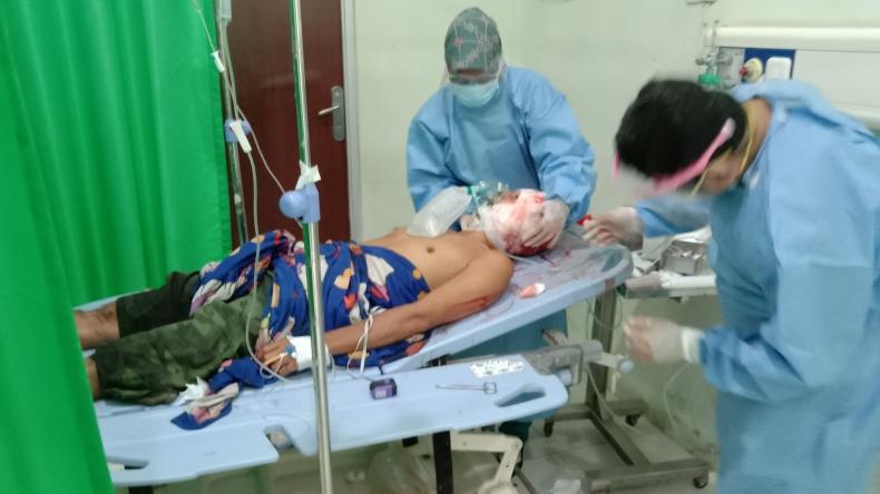 Sadis! Anak Kandung di Aceh Bantai Ayah hingga Tewas kemudian Coba Bunuh Diri