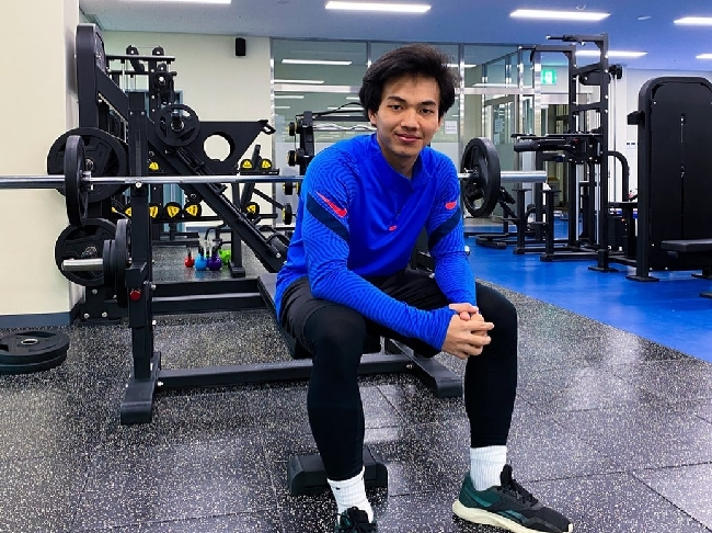 Ikut Jejak Asnawi Mangkualam, Muhammad Iqbal Siap Berkarier di Korea Bareng Cheongju FC