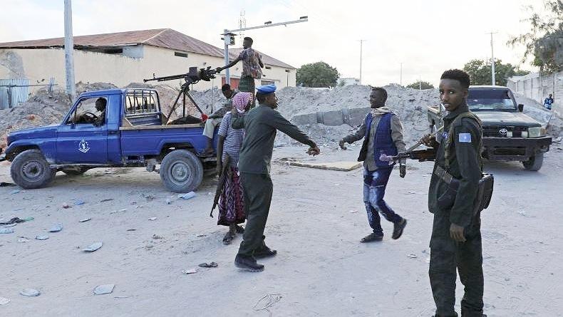 Bom Bunuh Diri Guncang Markas Polisi, 7 Petugas Tewas