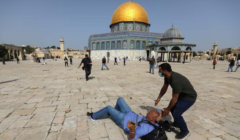 Pemimpin Hamas Ismail Haniya Peringatkan Israel: Jangan Sentuh Masjid Al Aqsa!