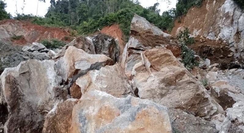 1 Orang Korban Longsor Tambang Emas Ilegal di Solok Selatan Masih Dicari