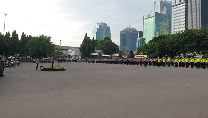 Polda Metro Jaya Kerahkan 1.024 Personel Amankan Malam Takbiran