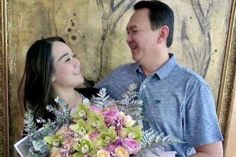Ahok Ungkapkan Isi Hati di Ulang Tahun Puput Nastiti: Terima Kasih Telah Menjadi Istriku