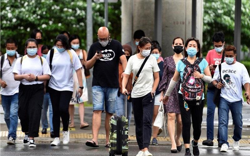 38 WNI Karantina hingga Perawatan di Singapura karena Covid-19