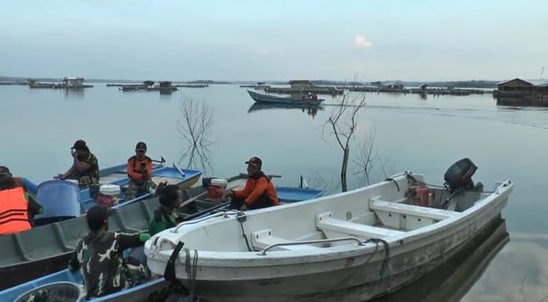 Objek Wisata Kedung Ombo Boyolali Resmi Ditutup Sementara
