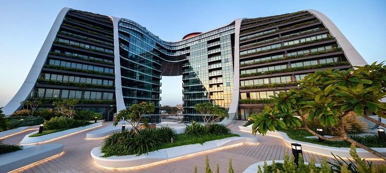 "Dua Proyek Hunian Crown Group Masuk Nominasi ""Best Tall Building in The World"" 2021 Award"
