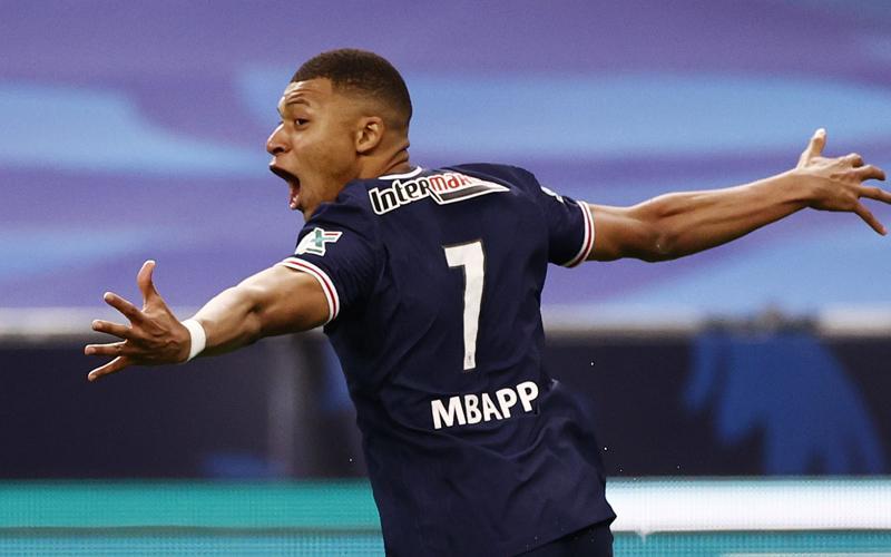 Usai PSG Juara Piala Prancis, Kylian Mbappe Kirim Sinyal Pindah ke Arsenal