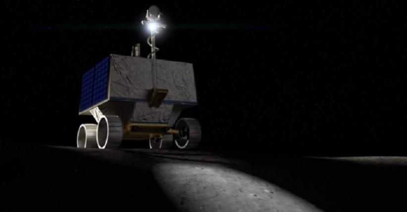 NASA Ungkap Rencana Peluncuran VIPER, Robot Bulan Mobile Pertama
