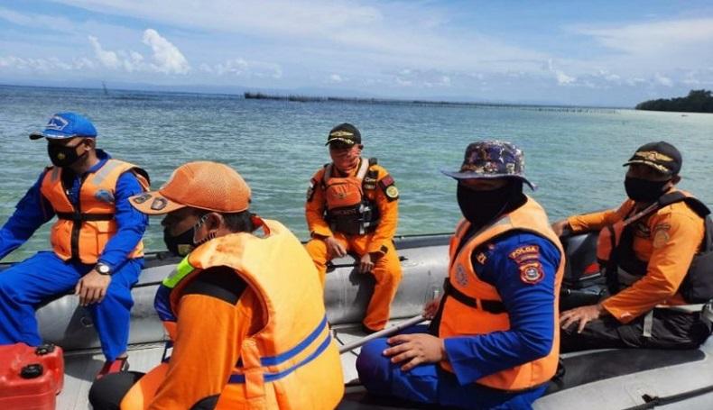 49 Anggota Petugas Gabungan Dikerahkan Cari Nelayan Hilang di Buton Utara