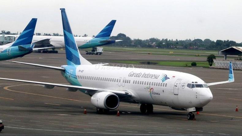 Terungkap, Garuda Indonesia Hanya Punya 6 Pesawat