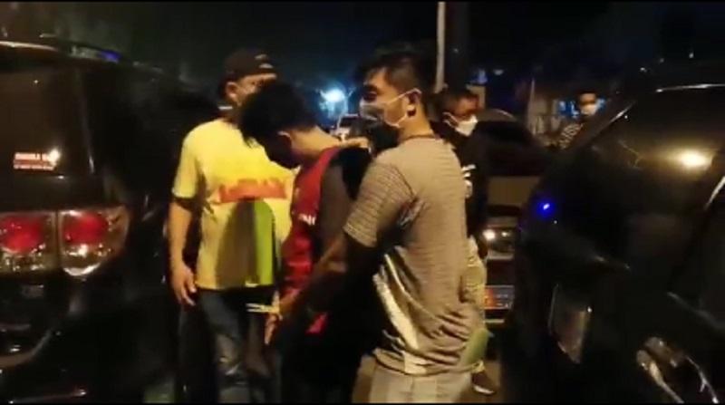 6 Preman Pengeroyok Anggota TNI AL di Terminal Bungurasih Ditangkap Polisi