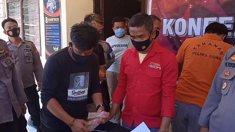 Bobol Peti Berisi Uang, 2 Pemuda Ini Gasak Rp145 Juta saat Majikan Sholat Tarawih