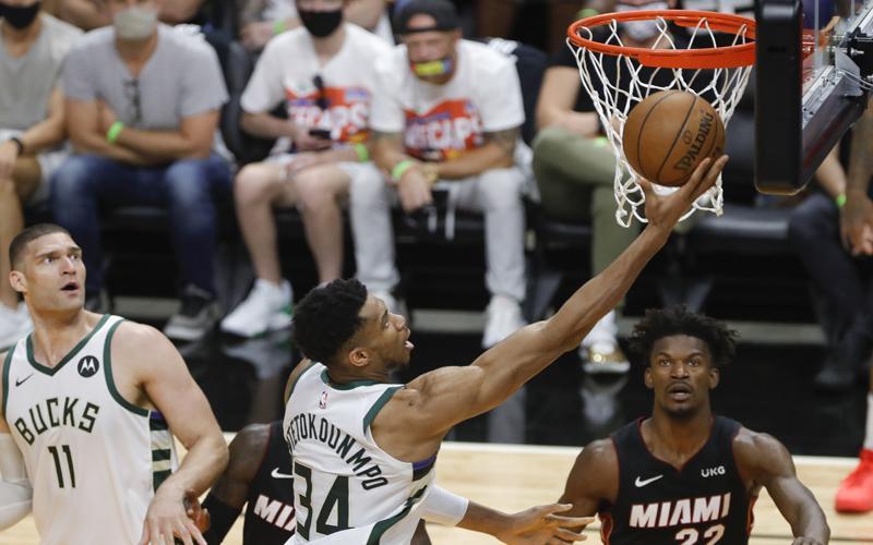 Hasil Playoff NBA: Milwaukee Bucks Tembus Semifinal Wilayah Timur