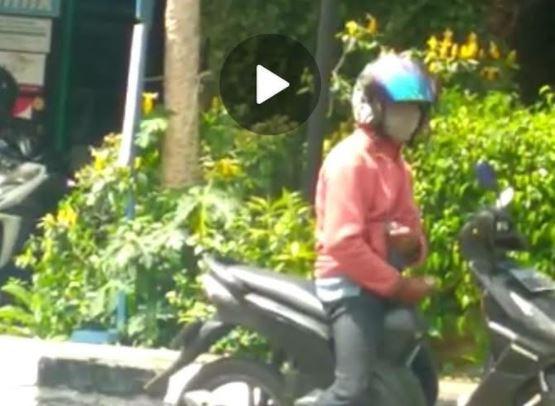 Polisi Kesulitan Lacak Pria yang Onani di Pinggir Jalan Kota Payakumbuh