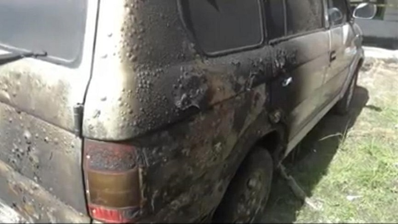 Usai Liput Lokasi Judi yang Diprotes Warga, Mobil Jurnalis TV di Sergai Dibakar OTK