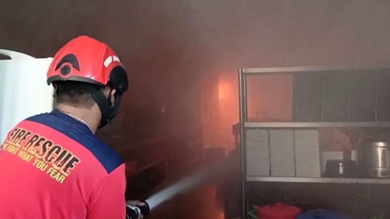 Ledakan Tabung Gas di Makassar, 5 Pekerja Kritis karena Luka Bakar