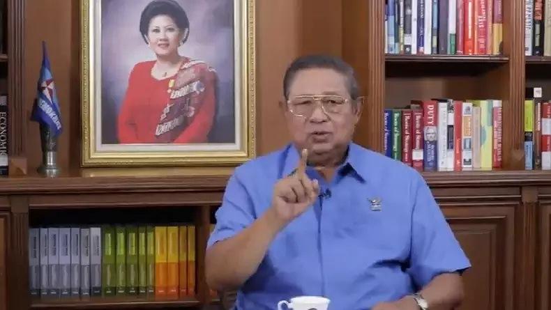 SBY Berdoa Pemerintah dan Bangsa Indonesia Bisa Atasi Pandemi, Demokrat: Ini Doa yang Tulus