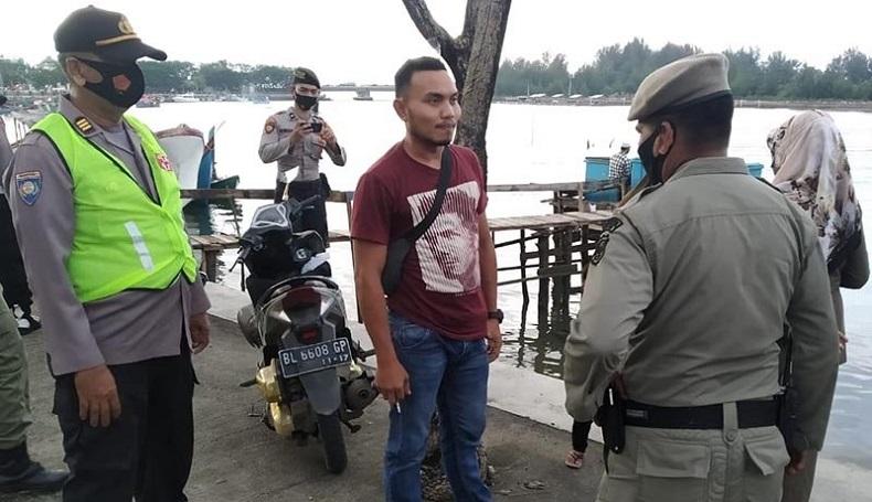 Langgar Prokes Berulang di Lhokseumawe Dipidana 1 Tahun Penjara