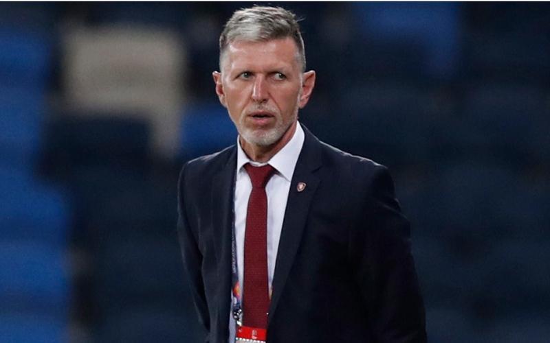 Pelatih Republik Ceko Ungkap Cara Jitu Kalahkan Timnas Inggris