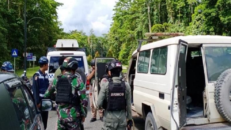 Anggota Brimob Hilang di Areal PT Freeport Ditemukan, Diduga Tinggalkan Tugas