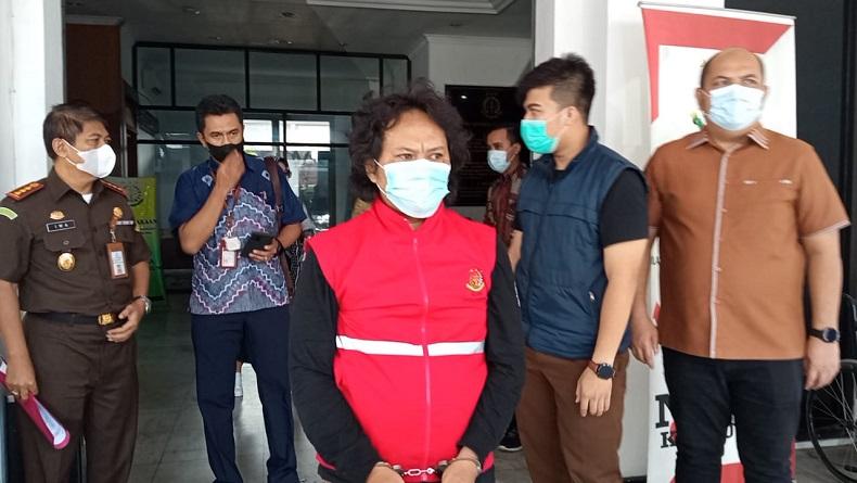 Buronan 8 Tahun Kasus Dana Hibah Pemkot Bandung Ditangkap