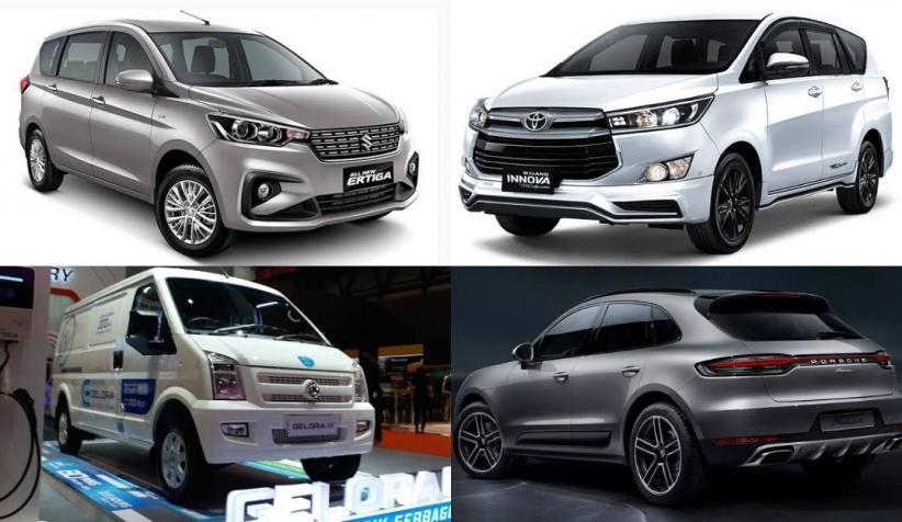Deretan Merek Mobil Menggunakan Bahasa Indonesia