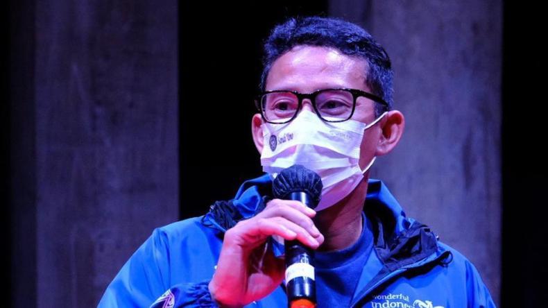 Kolaborasi Bersama Pemprov Jateng, Sandiaga Uno Targetkan 500 Desa Wisata Tahun 2023