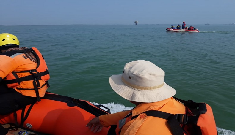 KM Barokah Terbalik di Perairan Subang, 1 ABK asal Brebes Masih Belum Ditemukan