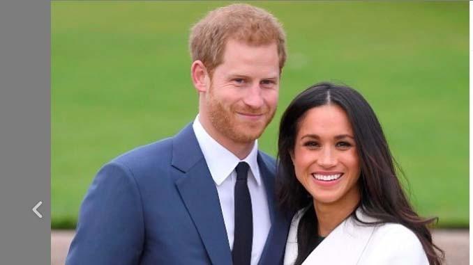 Pangeran Harry Dan Meghan Markle Umumkan Kelahiran Putri Mereka