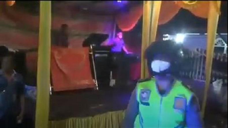Langgar Prokes, Pesta Pernikahan di Tanjungmorawa Dibubarkan Satgas Covid-19