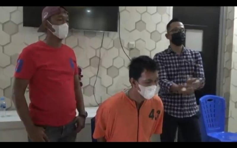 Penikam Polisi di Palembang Beraksi Secara Sadar dan Hendak Rebut Senjata