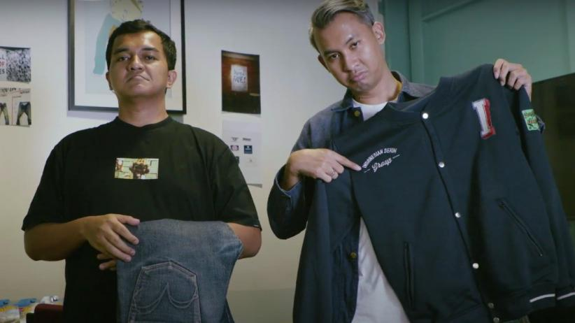 The Waves Episode 3: The Denim Head Waves, Melting Point Pecinta Jeans Tanah Air