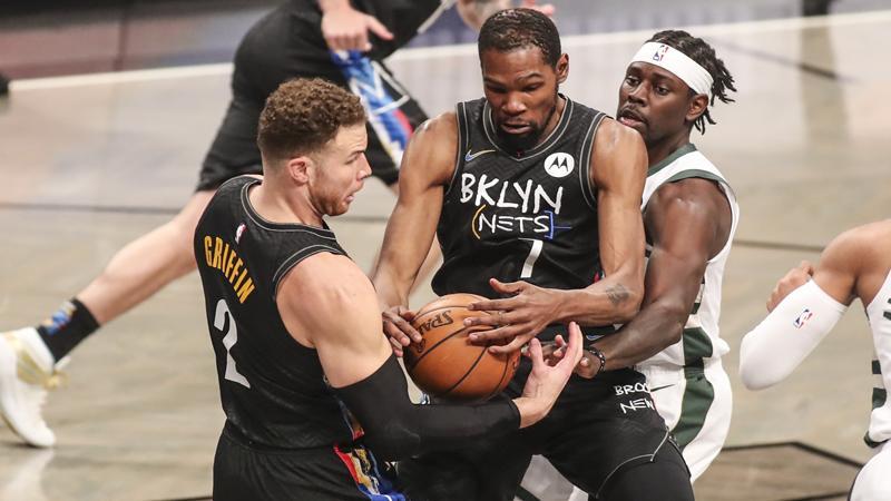 Hasil Semifinal Playoff NBA: Tanpa James Harden, Nets Kembali Bungkam Bucks