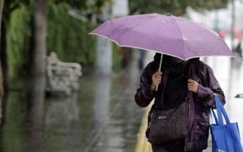 Wilayah Sumsel Berpotensi Hujan Disertai Angin Hari Ini