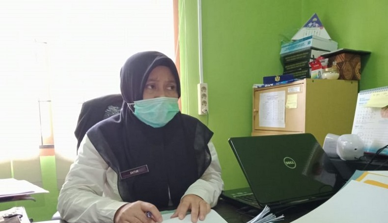 Warga Usia 55-69 Tahun Rentan Terpapar Covid-19 di Bangka Tengah