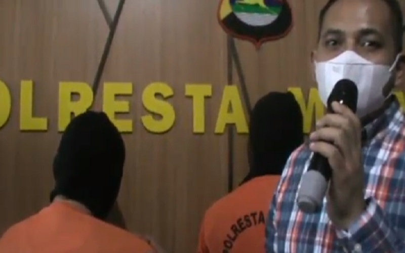 Rumah Bandar Narkoba di Mataram Digerebek, Pelaku Pasang CCTV Awasi Polisi