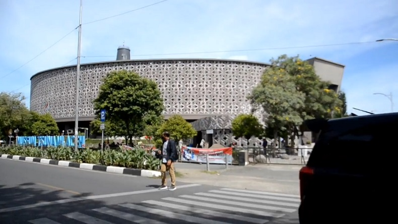 Banda Aceh Masih Zona Merah, Museum Tsunami Tutup Sementara